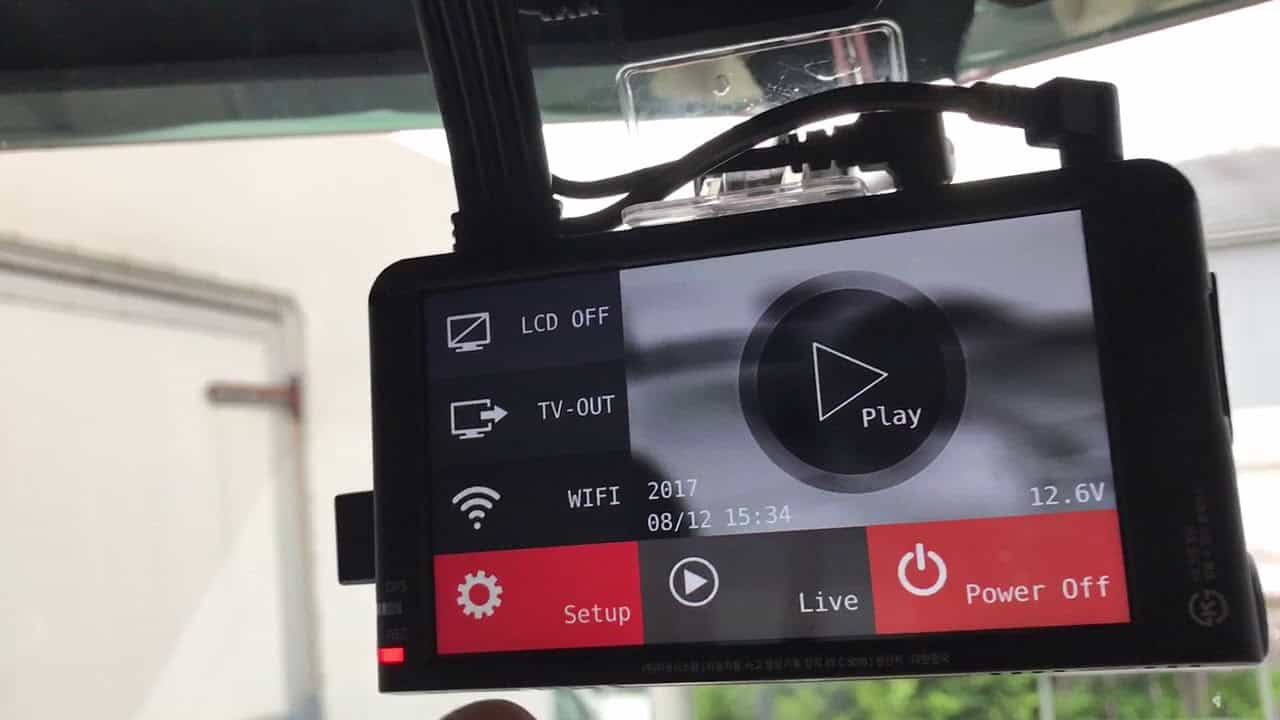 Does a dashcam record all the time